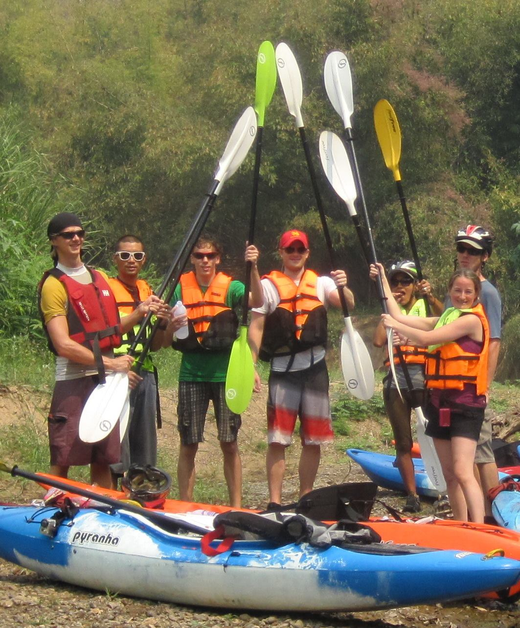 Chiang Mai Mountain Biking & Kayaks
