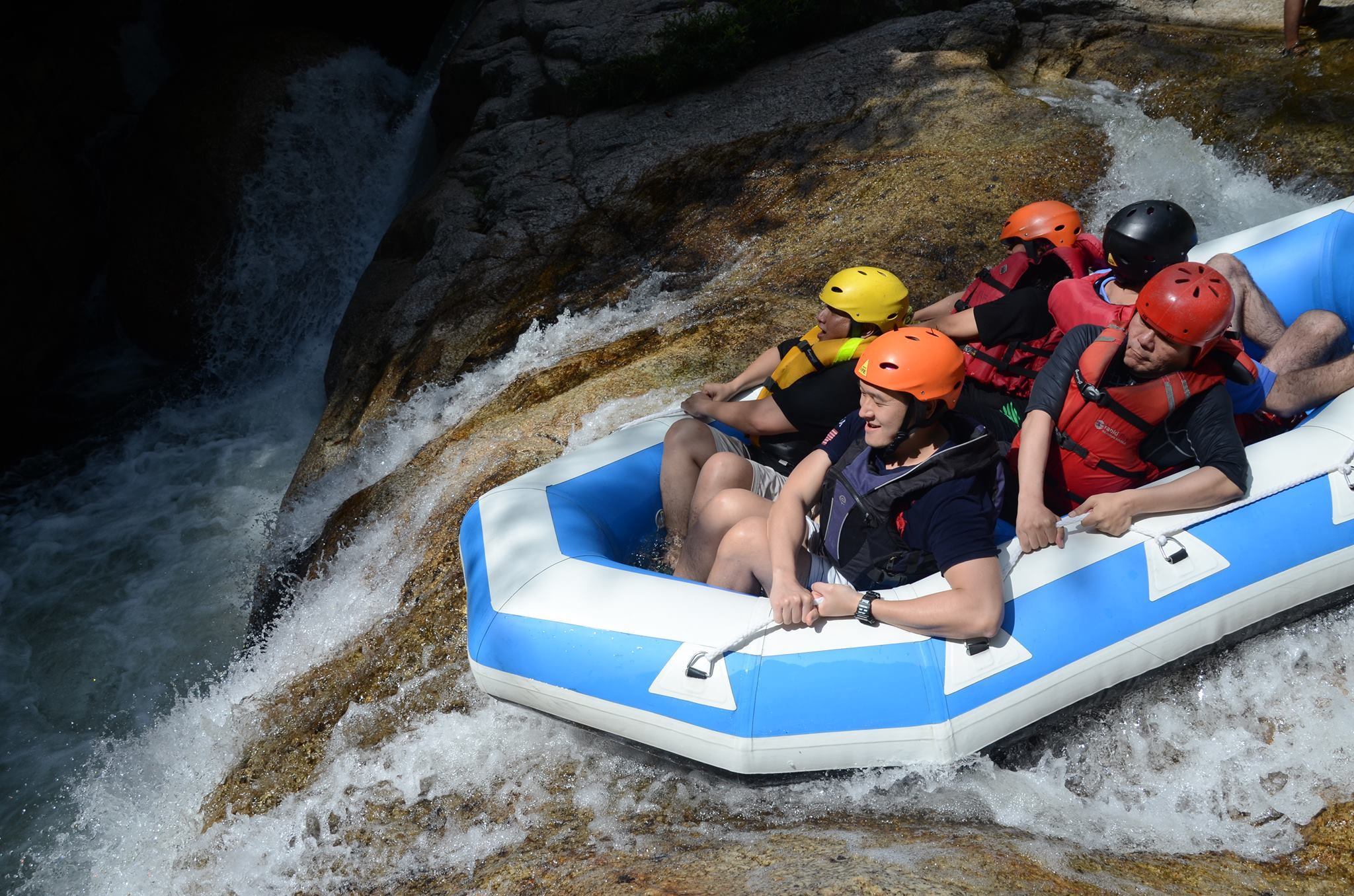 White Water Rafting, River Rafting Malaysia