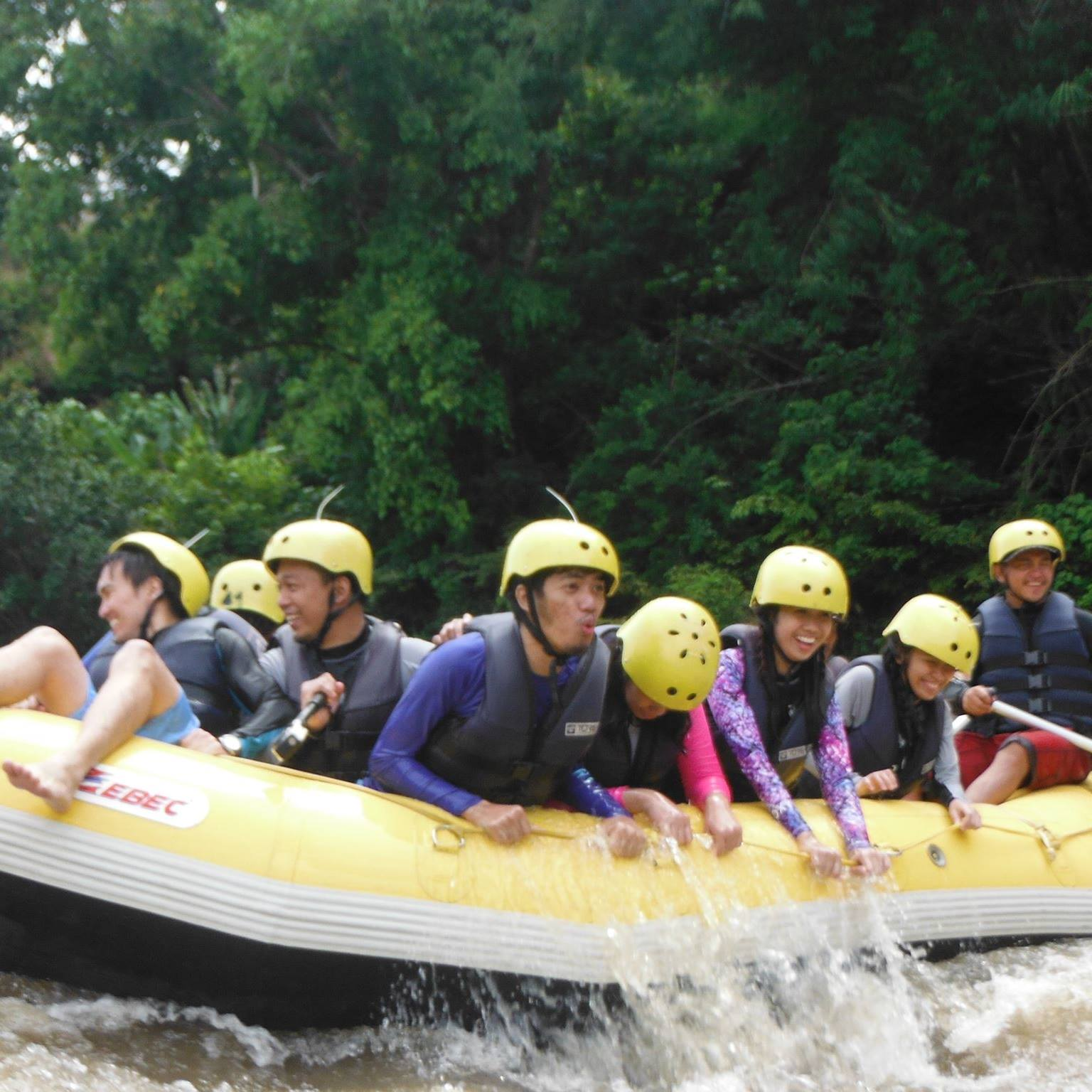 Cagayan de Oro White Water Rafting Adventure