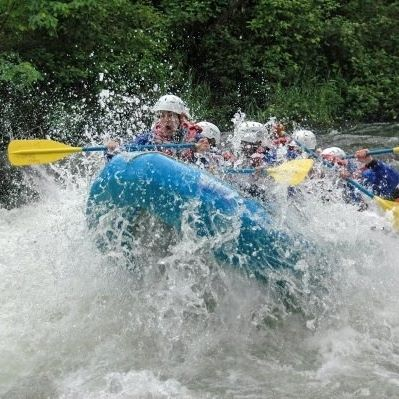 White Water Rafting in Rishikesh - Ganga River