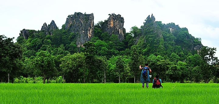 Sukhothai Climbing And Hiking