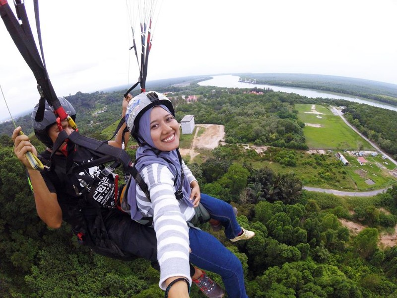 Paragliding in Malaysia - Ascendia Paragliding