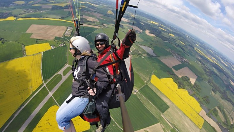 Paragliding in the Czech Republic - Ascendia Paragliding